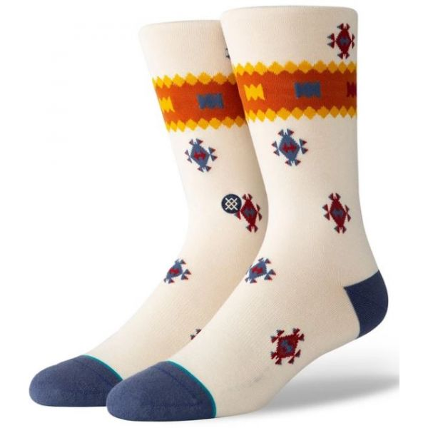 Stance Carbite Off White Chaussettes