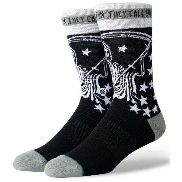 Stance Have Fun Black Chaussettes