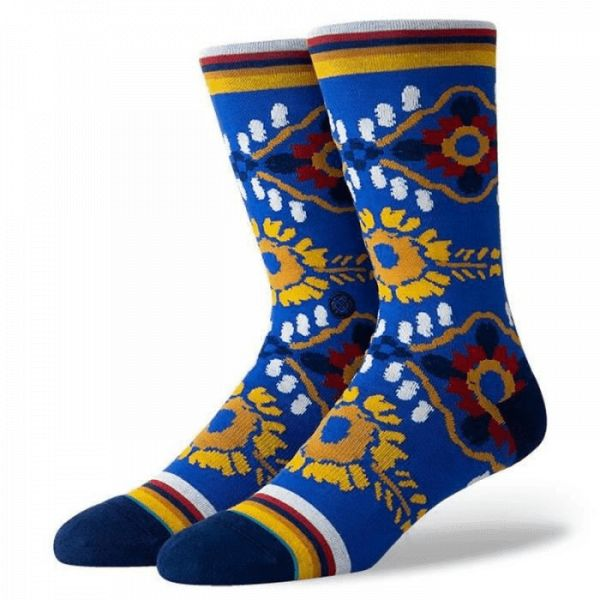 Stance Blanford Royal Chaussettes