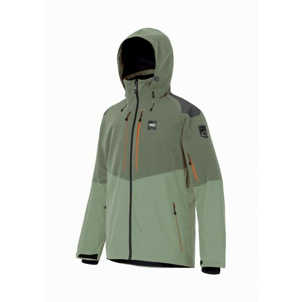 Picture GOODS JKT JACKET A Dark Army Green 2020