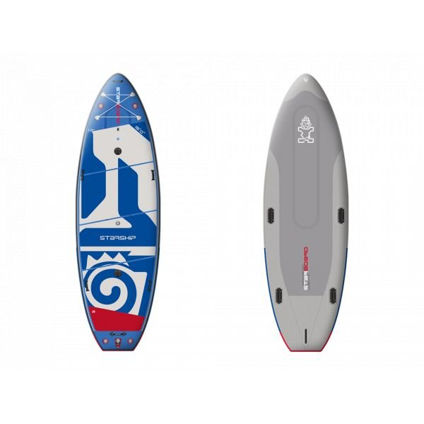 Starboard Team STARSHIP FAMILY DELUXE DC Planche de SUP Windsurfing Gonflable 2020