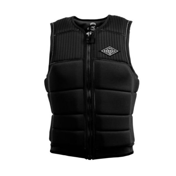 Sooruz Ground Black Wake vest homme 2020