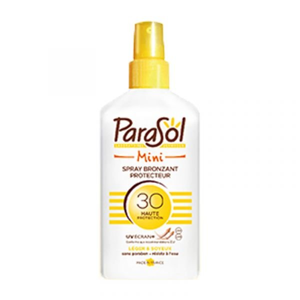 Parasol mini spray SPF30 protection solaire