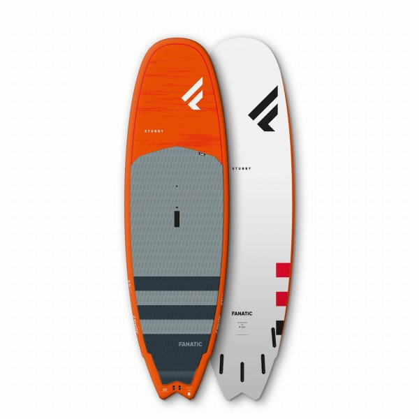 Fanatic Stubby stand up paddle rigide 2021