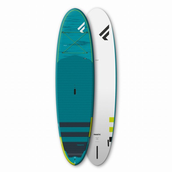 Fanatic Fly Center Fin stand up paddle rigide 2021