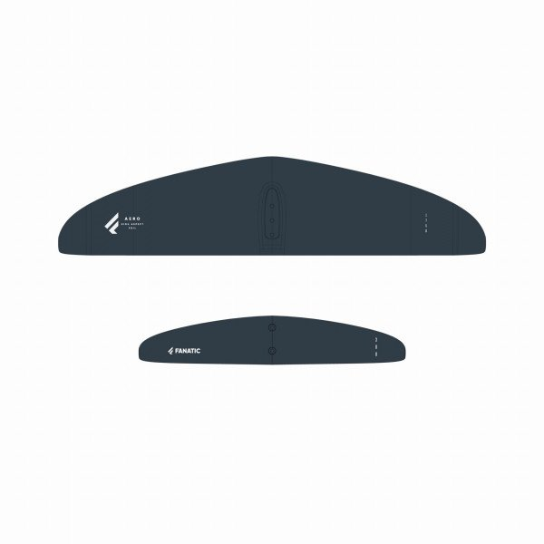Fanatic Aero foil high aspect wing set 1750/300