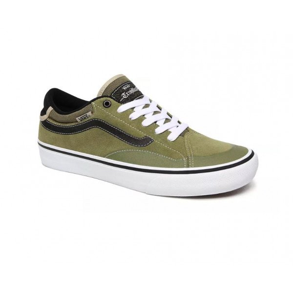 Vans TNT Advanced Prototype Lizard/Eucalyptus chaussures 2020