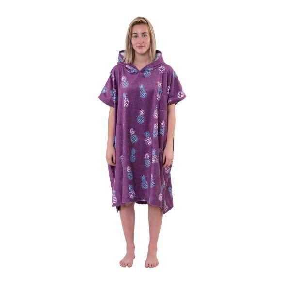 After poncho pineapple purple 2020