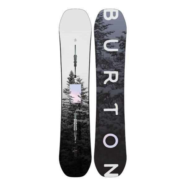 Burton Feelgood Flying V planche de snowboard 2021