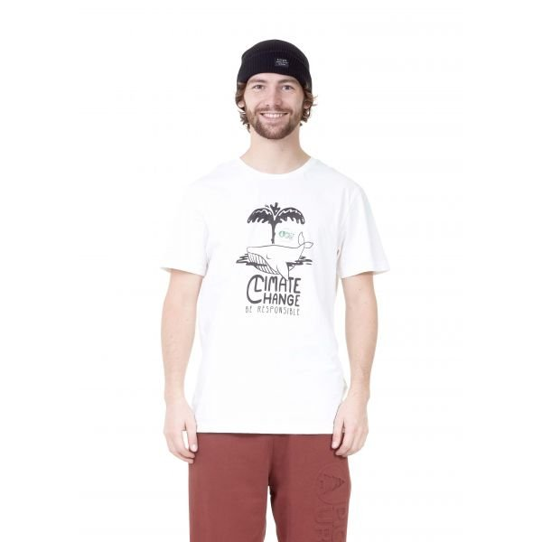 Picture Whale Tee White Tshirt 2021