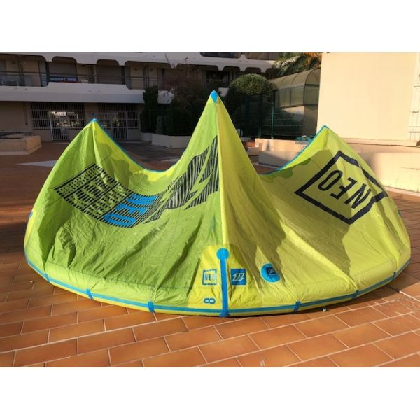 North-kiteboarding occaz neo 8m 2016 Aile de kite
