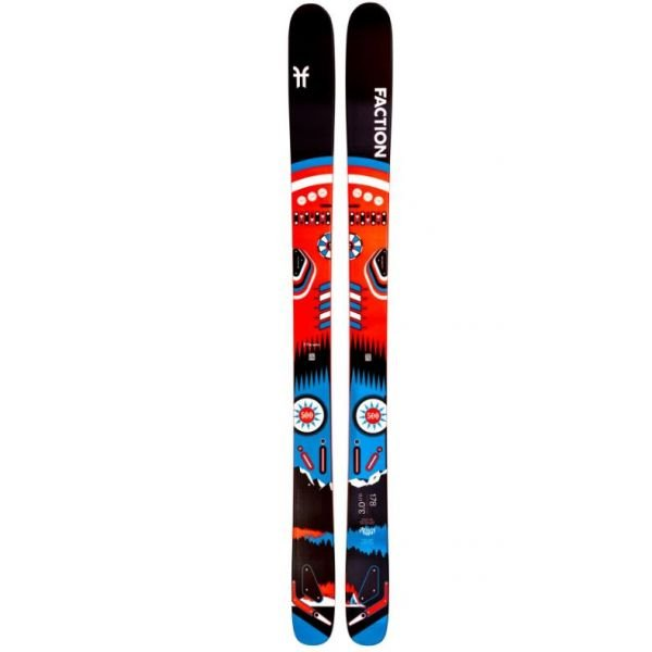 Faction Prodigy 3.0 artist collab Ski 2021