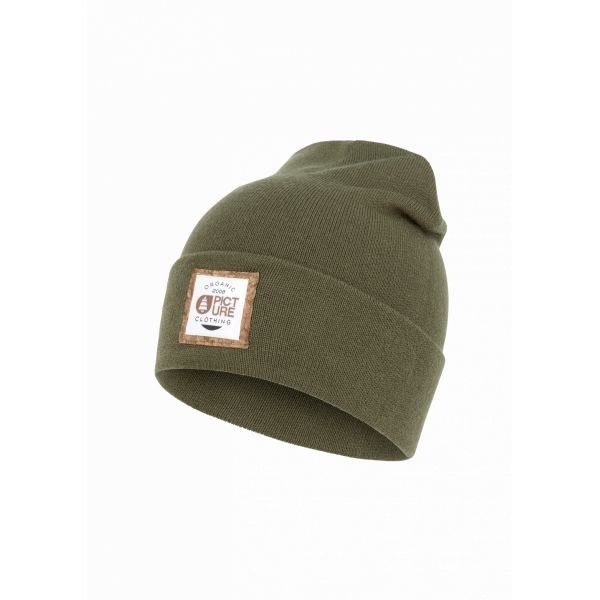 Picture uncle beanie army green 2021
