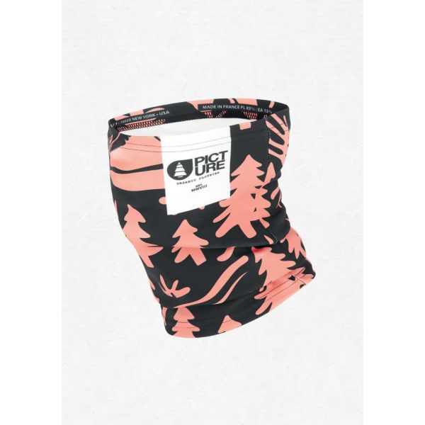 Picture neckwarmer 20w camp pink h21
