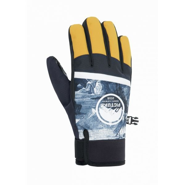 Picture hudsons gloves imaginary blue h21