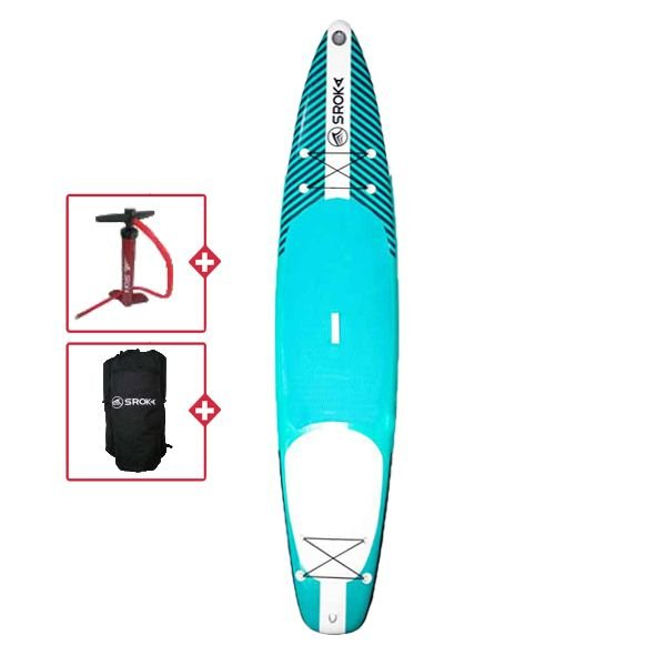 Sroka Pack Easy Duo 16x34x6 SUP gonflable 2021