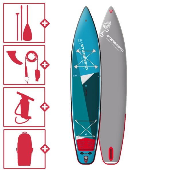 Starboard Pack Touring Zen SC SUP gonflable