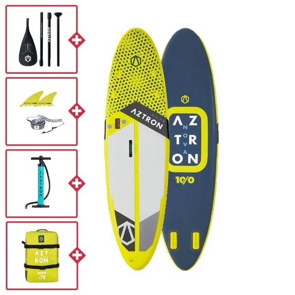 Aztron Nova compact 10.0 Stand up paddle gonflable 2020