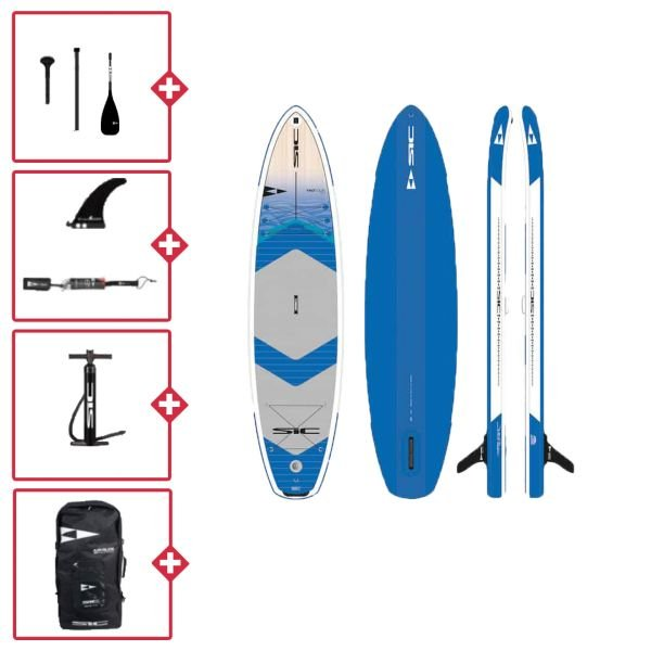 SIC TAO AIR-GLIDE WIND (SST) PACK Planche de SUP Gonflable 2021
