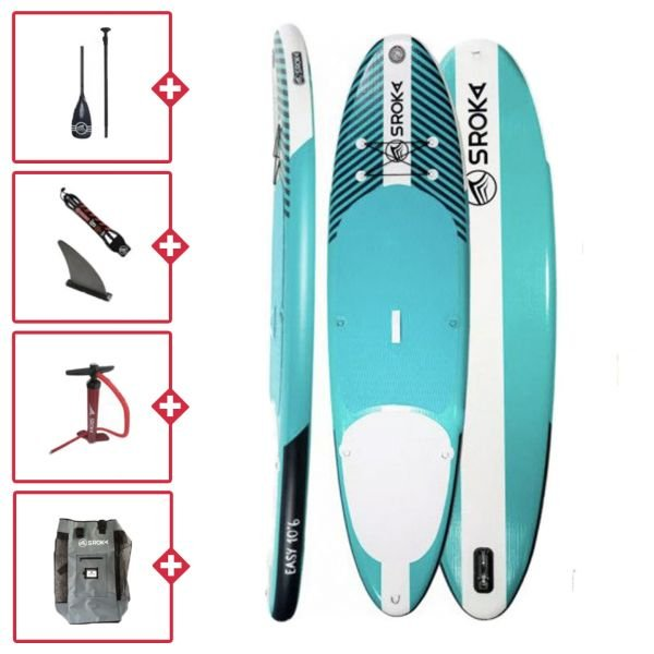 Sroka Pack Easy 10.6x32 Stand up paddle gonflable 2020/2021