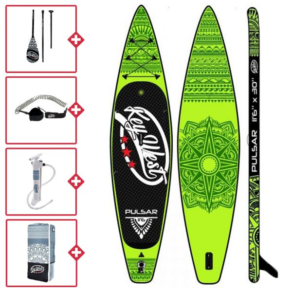 Key West Pulsar SUP gonflable 2020