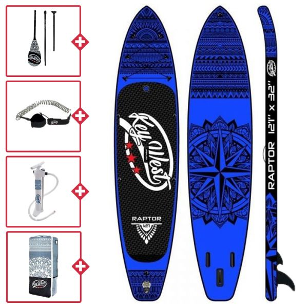 Key West Raptor SUP gonflable 2020
