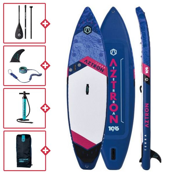 Aztron Terra DC gonflable SUP 2020
