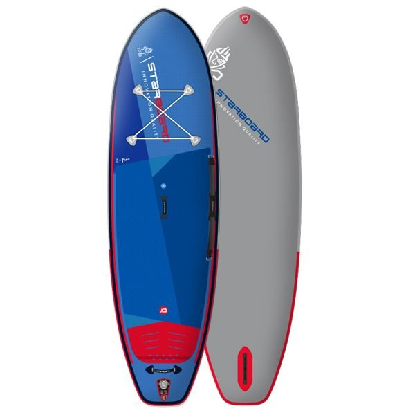 Starboard Igo Deluxe SC SUP gonflable