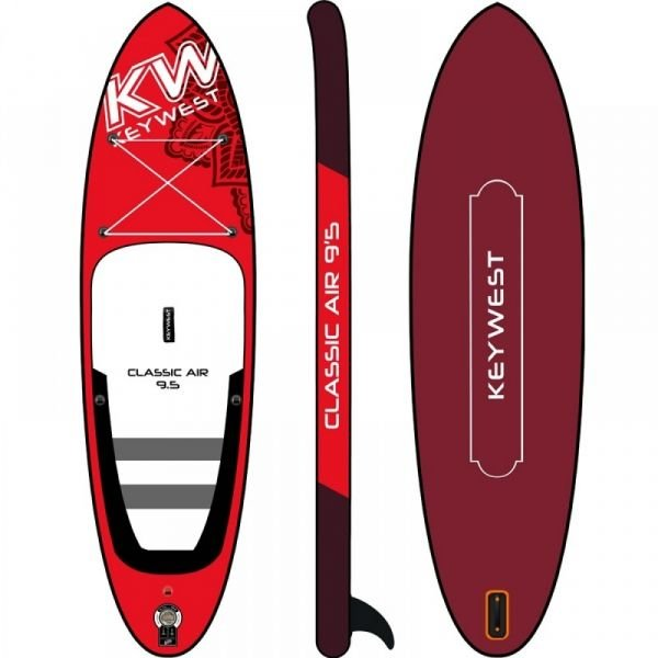 Key west classic air 9.5 sup gonflable 2021