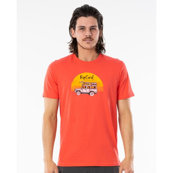 Rip curl endless search tshirt mc homme