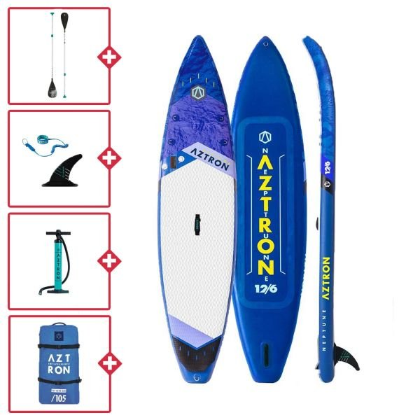Aztron Neptune DC 12.6x32 SUP gonflable 2020/2021