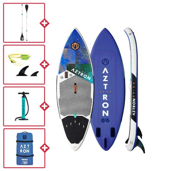 Aztron Orion surf sup 8.6 Stand up paddle gonflable 2020/2021