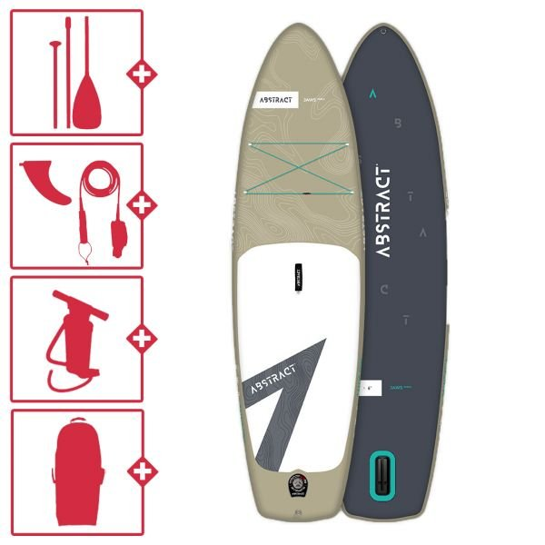 Abstract pack jaws sable 10 2021