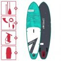 Abstract pack palma topaze 10x32 SUP gonflable 2021