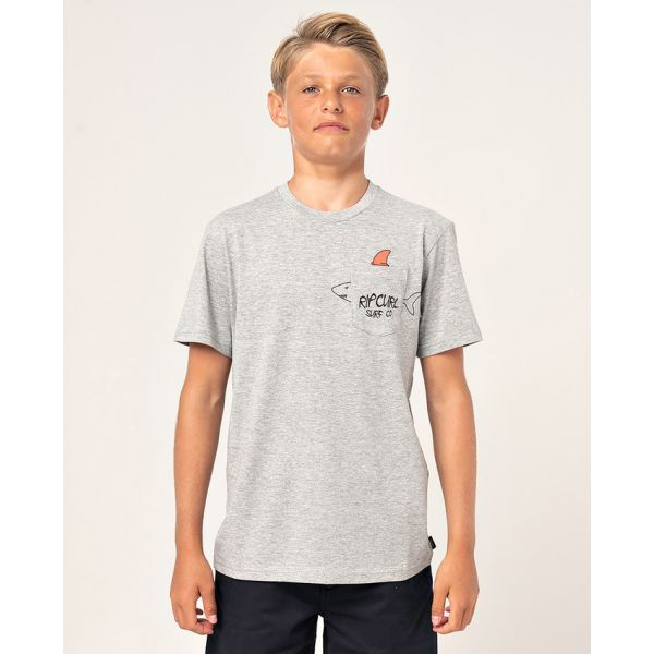 Rip curl what's in my pocket tshirt mc