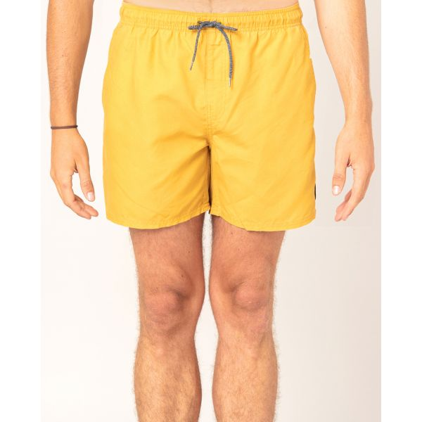Rip curl easy living 16 almond volley short homme