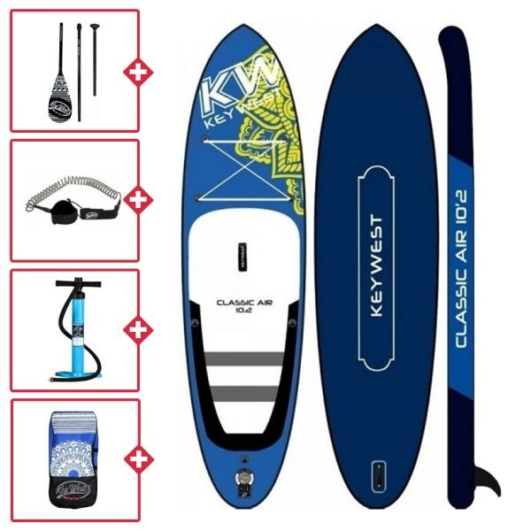 Key west classic air 10.2 sup gonflable2021