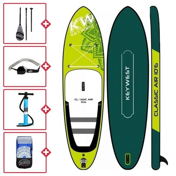 Key west classic air 10.6 sup gonflable2021