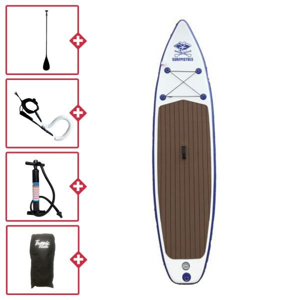 Surf pistols pack Yacht 10.6 SUP gonflable 2021