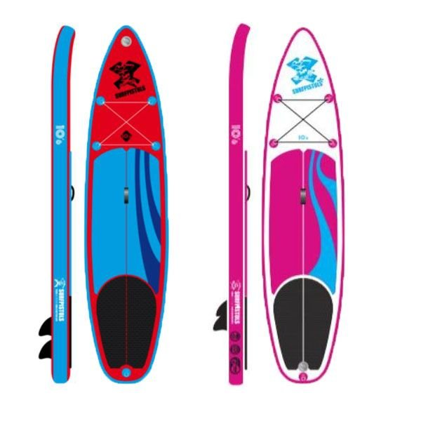 Surfpistols pirate 10'6 SUP gonflable 2021