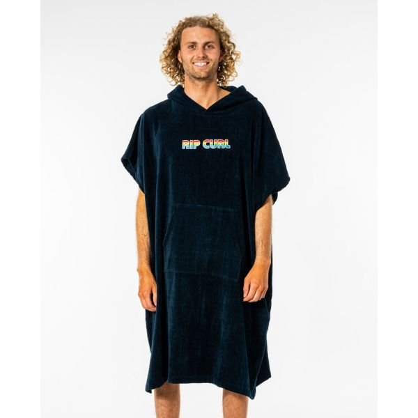 Rip curl icons hooded towelh22