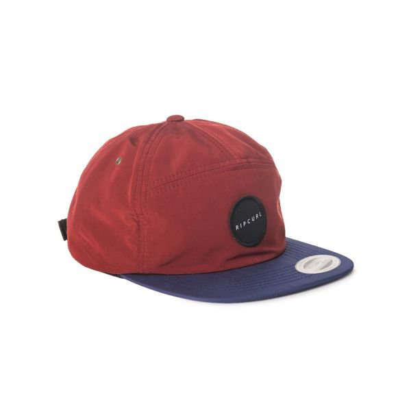 Casquette Rip-Curl Churchs Red 2017