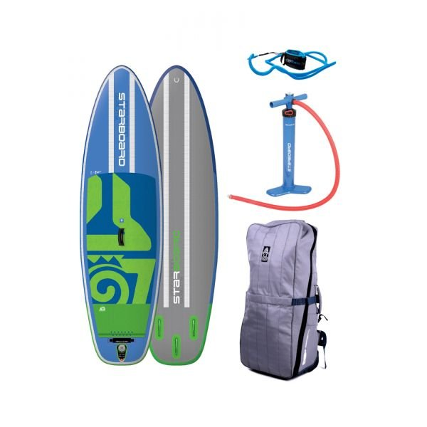 Starboard Wide Point Zen SUP gonflable 2018