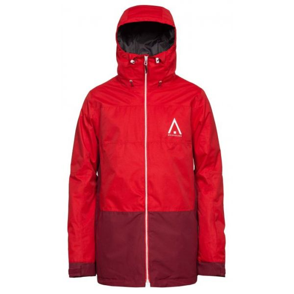 Colour Wear Field Red Veste de ski / snow 2018