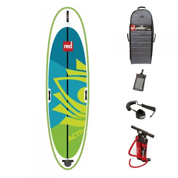 Red Paddle Activ 10'8'' SUP yoga 2018