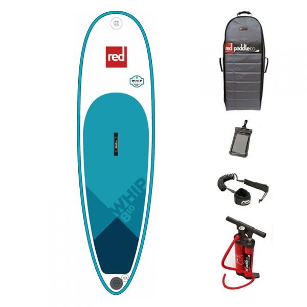 Red Paddle Whip 8'10'' SUP gonflable 2018