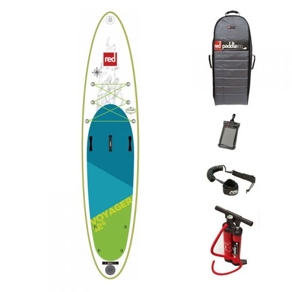 RedPaddleVoyager 12'6'' SUP gonflable 2018