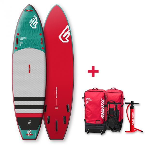 Fanatic Rapid Air SUP Touring