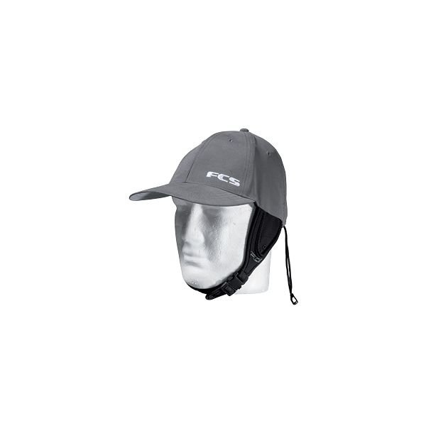 FCS Wet Baseball Cap Grey casquette navigation