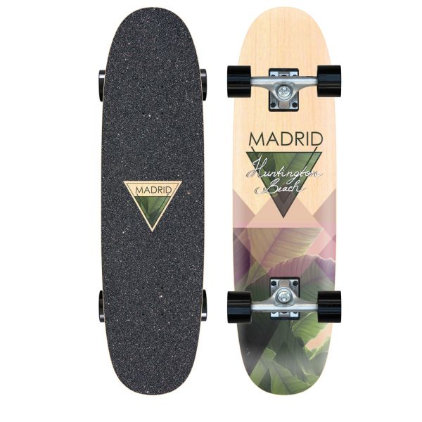 Madrid Combi Canopy 32.5 Cruiser complet 2018